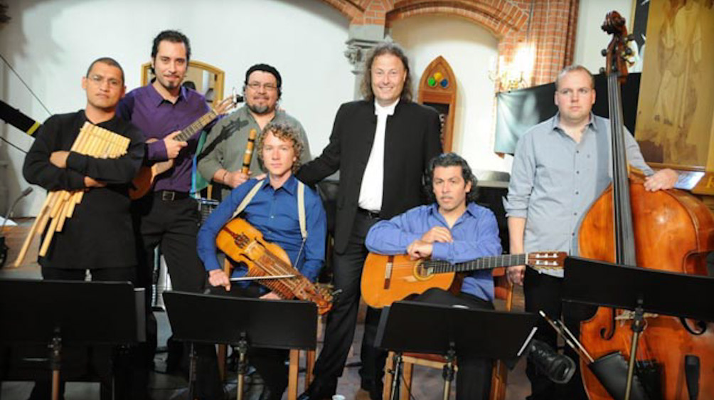 Ensemble Yamandú
