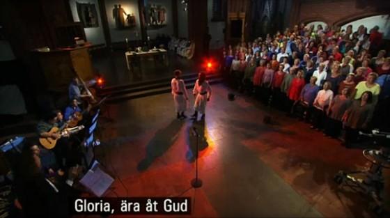 Gud är nära - SVT 2011-09-11